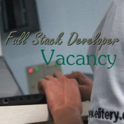 Full Stack Developer Vacancy