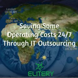 saving some operating costs with outsourcing IT to Indonesia