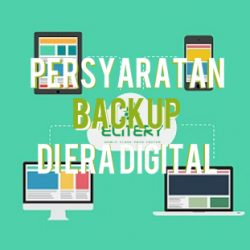 Persyaratan Backup di Era Digital